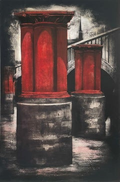 Blackfriar's Bridge, by Jenny Robinson