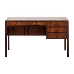 Jens Christian Kappel Unique Desk Produced in Denmark