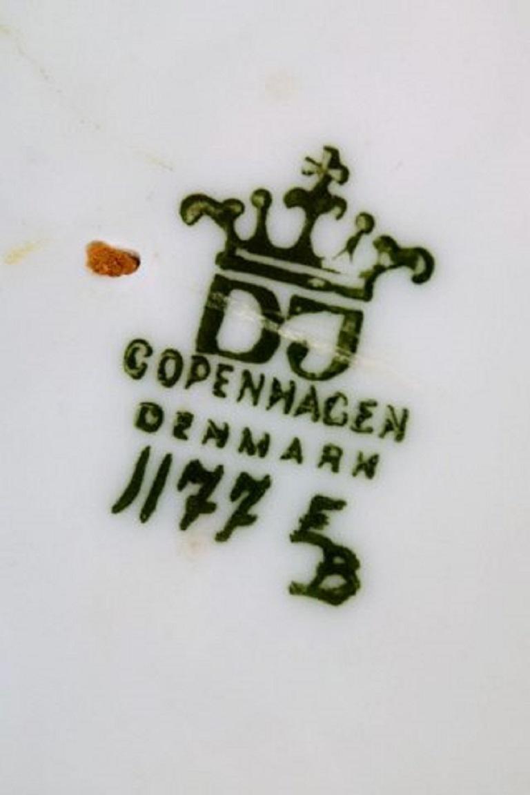 20th Century Jens Jacob Bregnø for Dahl-Jensen, Figure of Porcelain nr. 1177, 'Morgen' For Sale