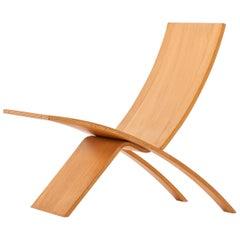 Jens Nielson Easy Chair Model Laminex Produced by Westnofa in Norway