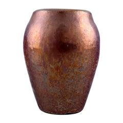 Jens Petersen Vase in ceramics by Jens Petersen