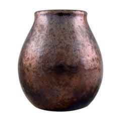 Jens Petersen Vase in Ceramics