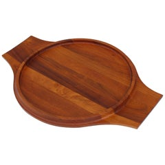 Jens Quistgaard for Dansk Large Teak Tray
