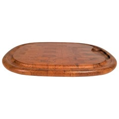 Jens Quistgaard JHQ for Dansk Teak Midcentury Serving Board