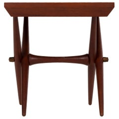 Jens Quistgaard Trestle Base Occasional Table