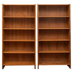 Jens Risom Bookcases