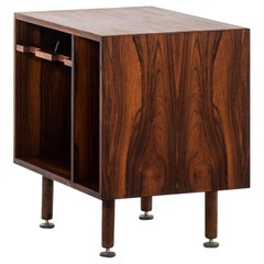 Jens Risom Cabinet in Rosewood Produced by Gutenberghus in Denmark