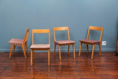 Jens Risom Chairs for Knoll International, N.Y.