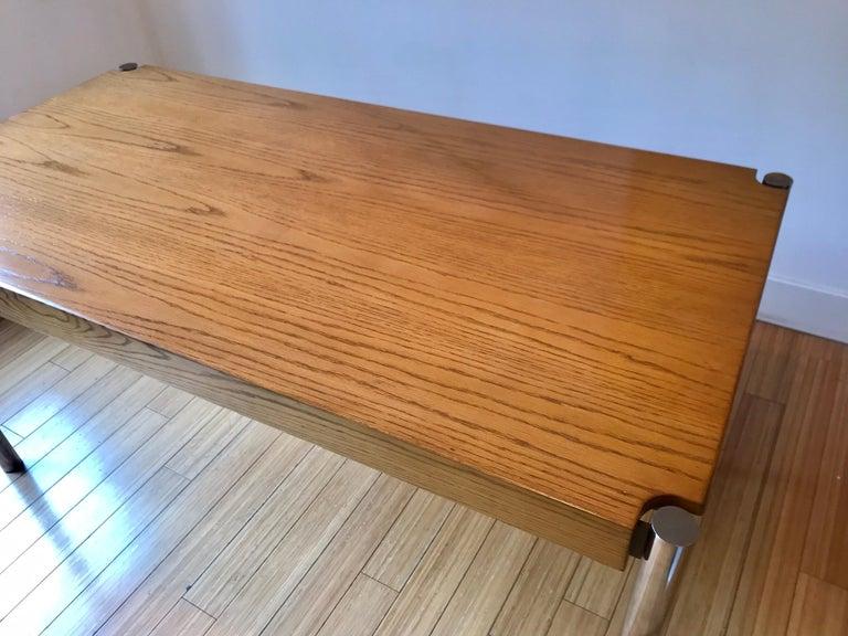 Jens Risom Folding Table, Desk or for Dining For Sale 3
