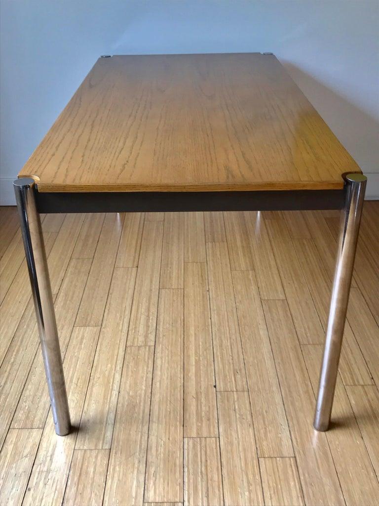 Jens Risom Folding Table, Desk or for Dining For Sale 5