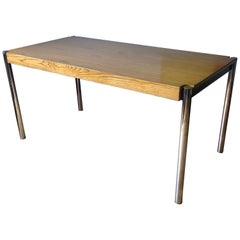 Jens Risom Folding Table, Desk or for Dining