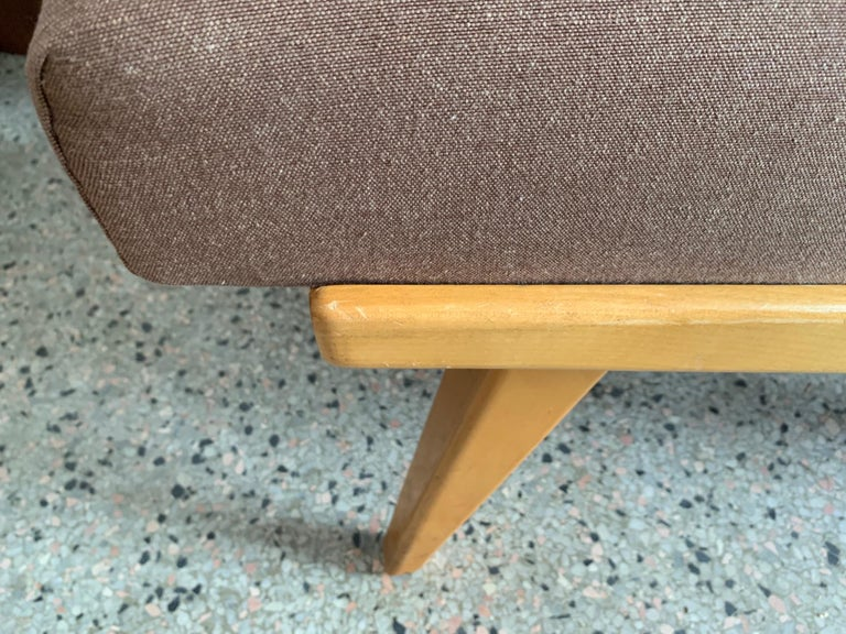 Jens Risom for Knoll Early Slipper Chairs For Sale 5