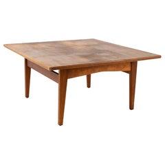 Jens Risom Mid Century Coffee Table