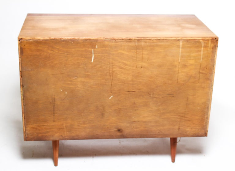Mid-20th Century Jens Risom Mid-Century Modern Credenza or Cabinet For Sale