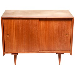 Jens Risom Mid-Century Modern Credenza or Cabinet