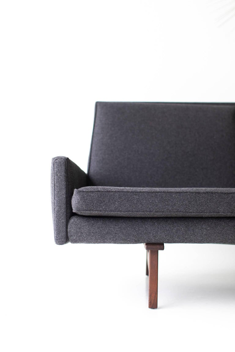 Jens Risom Sofa for Risom Design Inc For Sale 2
