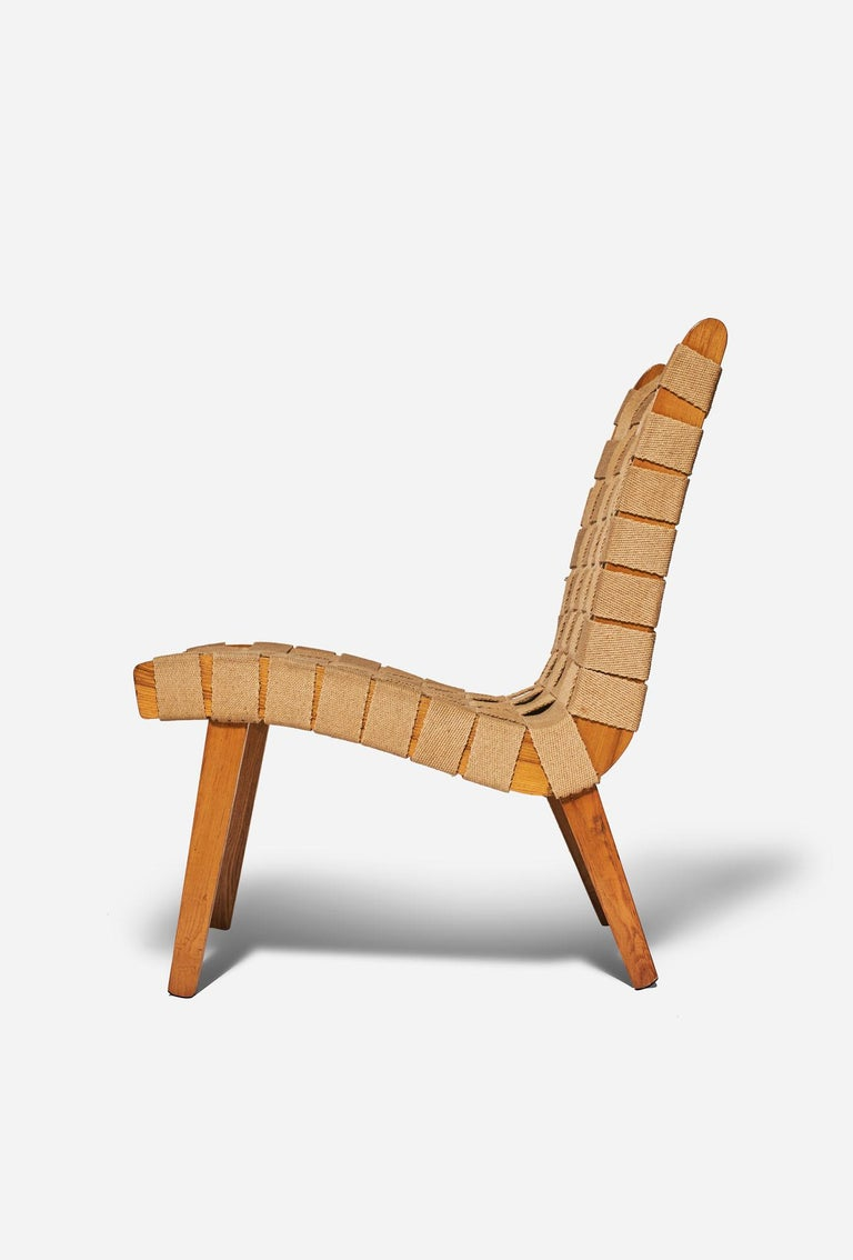 Jens Risom lounge chair, 1960s, Europe.