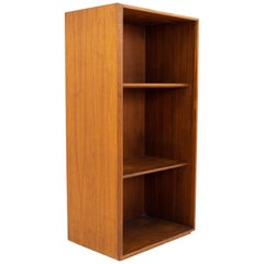 Jens Risom Walnut Bookcase Shelving