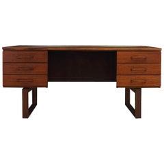 Jensen & Valeur Desk Rosewood Vintage