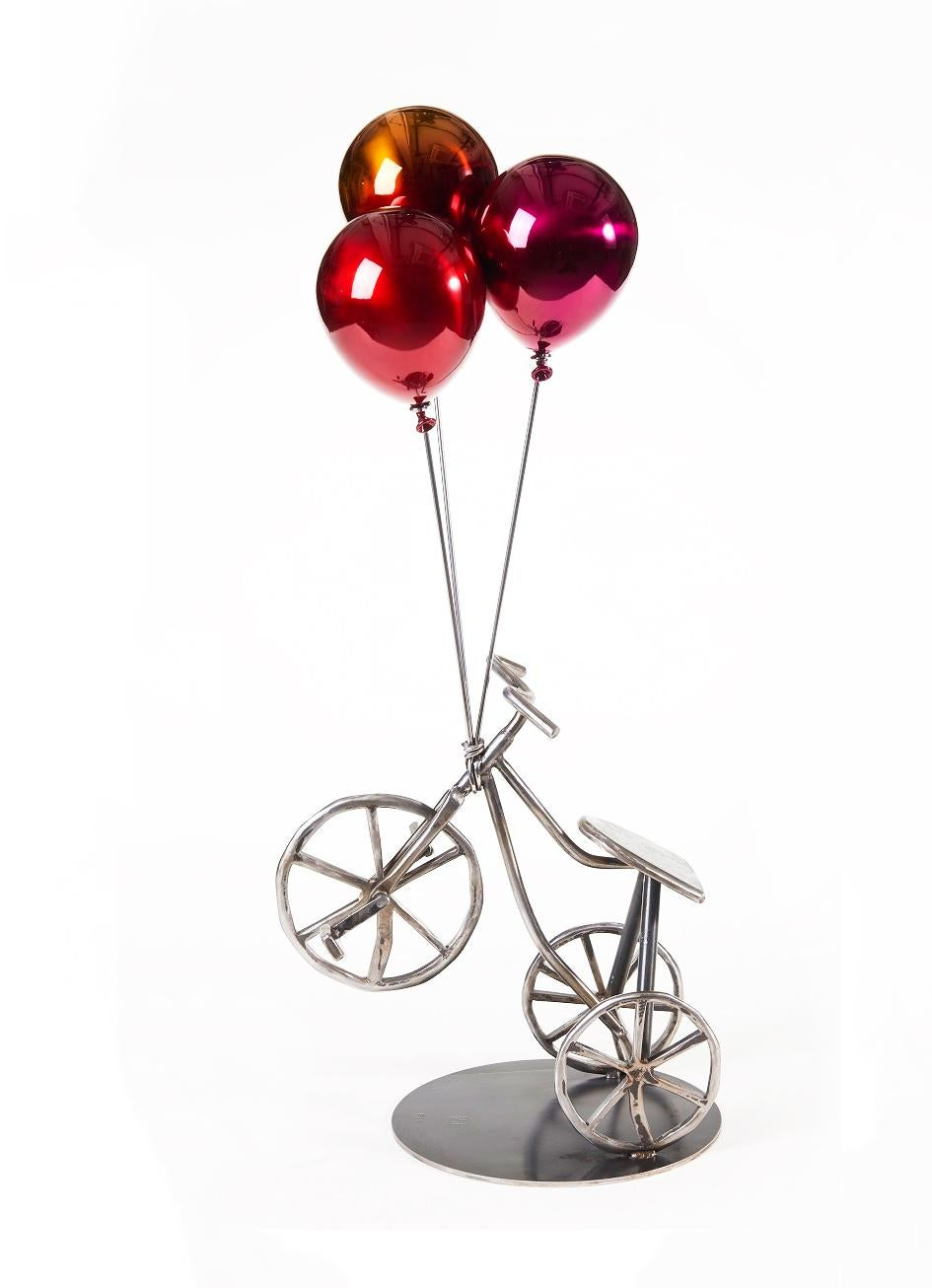 Balloons & Tricycle