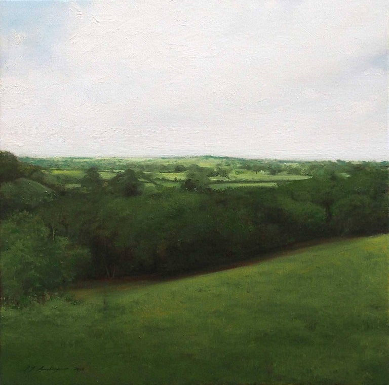 Jeremy Andrews Landscape Painting - Dorset Landscape
