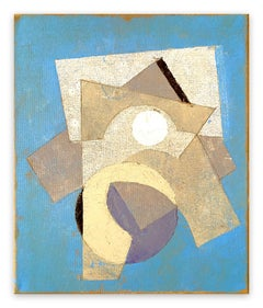 Ideas Series (Eclipse I) (Abstract painting)