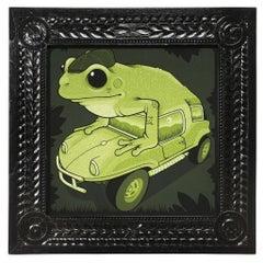 Fiberglass Frogmobile