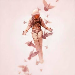 Jeremy Geddes Foundation Cosmonaut Series 2015 Signed and Numbered
