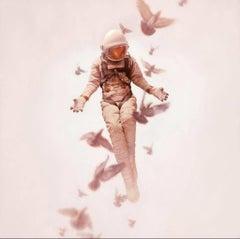 Jeremy Geddes - Wilderness - Futurist Art - Contemporary Artist