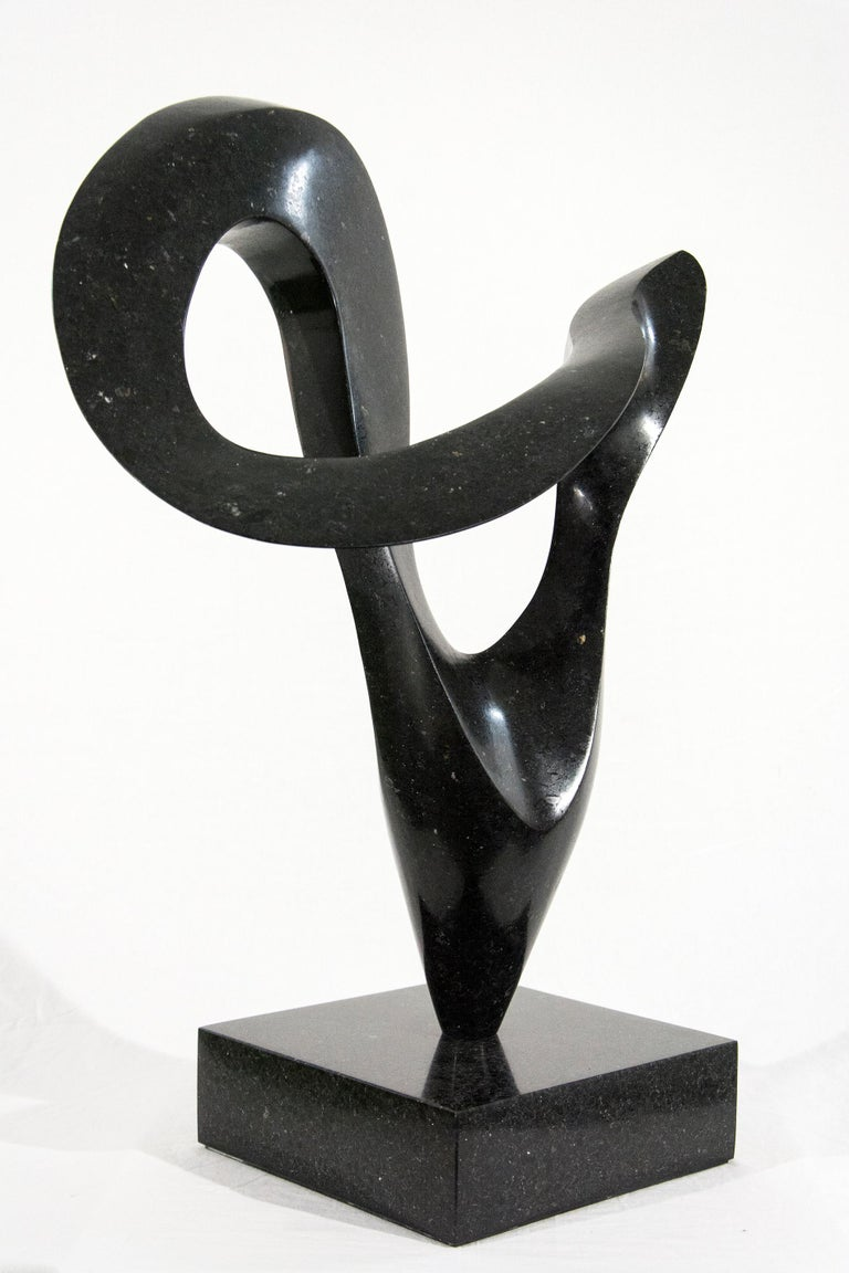 Pirouette 6/20 - Sculpture by Jeremy Guy