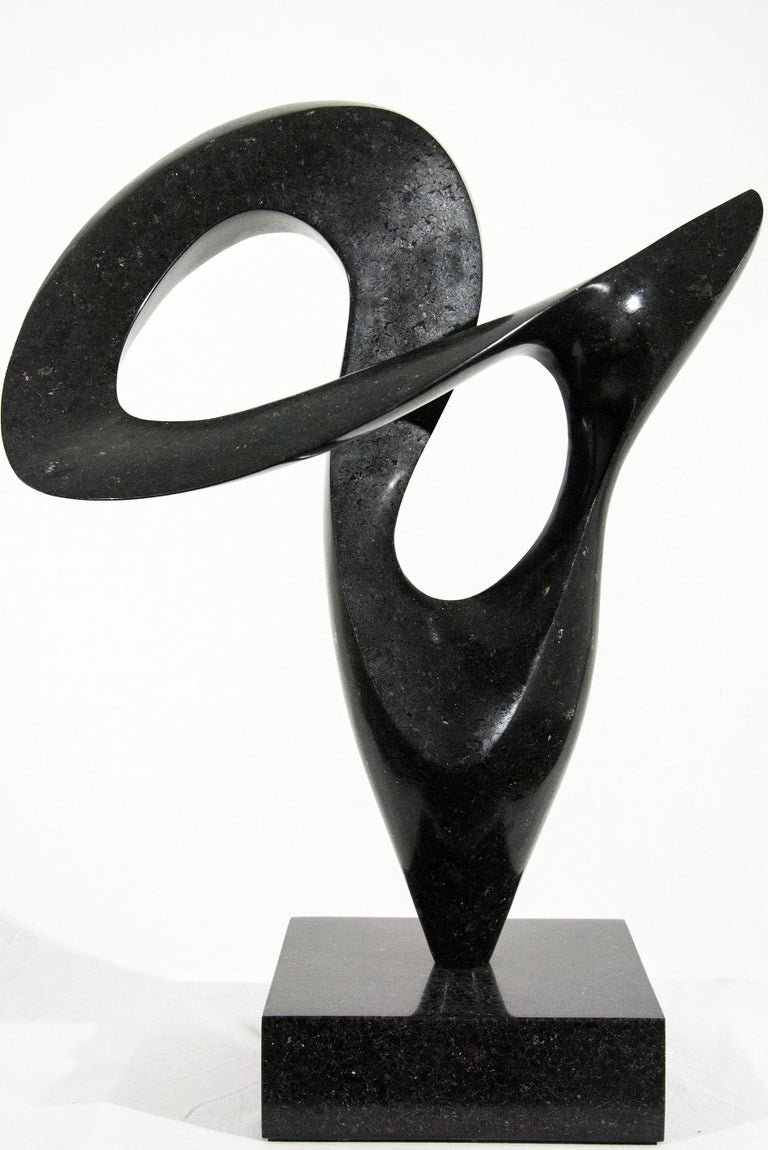 Jeremy Guy Abstract Sculpture - Pirouette 9/20