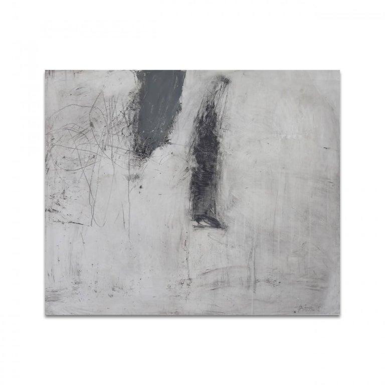 Jeri Ledbetter Abstract Painting - NIDI DUE