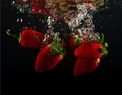 Sweet and spicy ( fraises et piments )