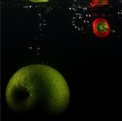 Sweet and spicy (pomme verte et piment 2)