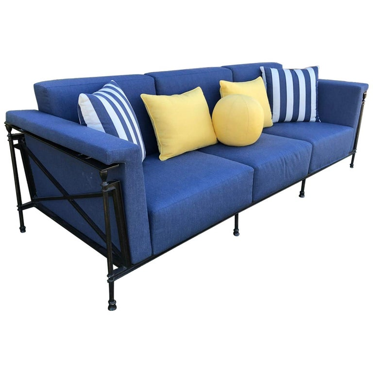 Terrific Jerome Outdoor Sofa By Michael Taylor Designs For Sale At Gmtry Best Dining Table And Chair Ideas Images Gmtryco
