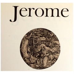 Jerome the Biography of a Poem by Randall Jarrell