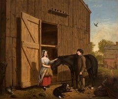 A Rustic Chat