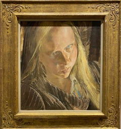 Portrait of Pat Blau