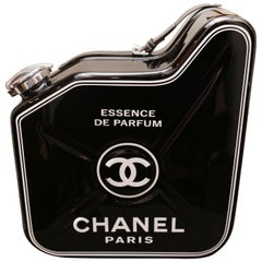 Jerrican Chanel N°5 Black Art Piece in Limited Edition