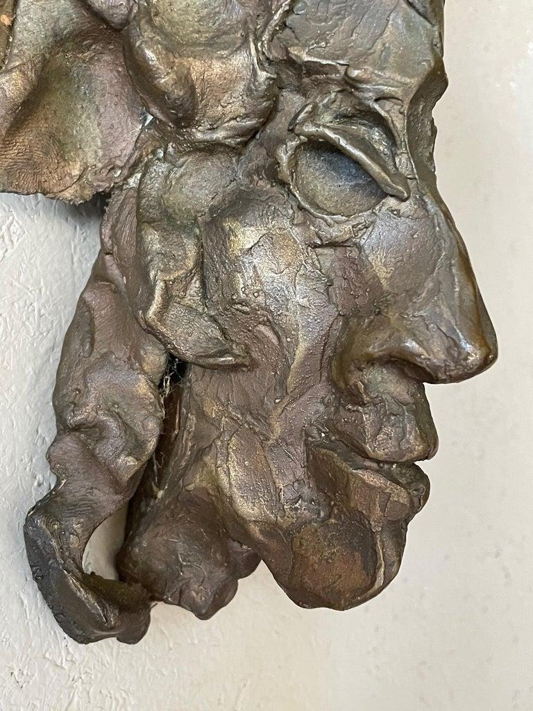 Modern Jerry Meatyard Bronze Sculpture