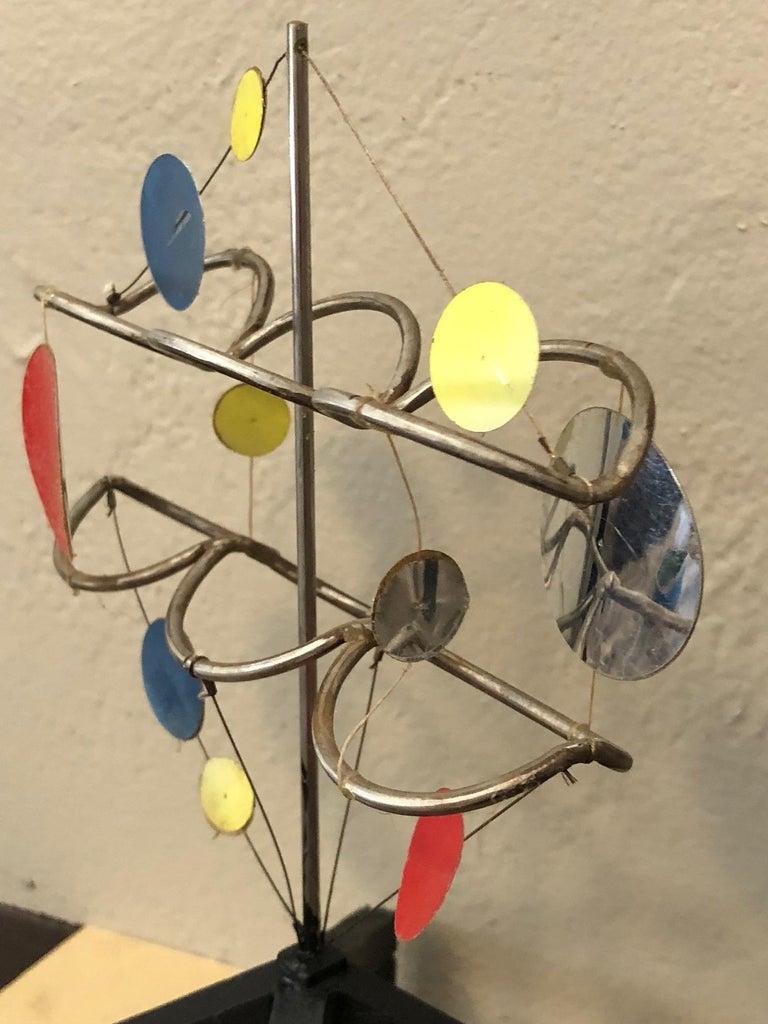 Late 20th Century Jerry Meatyard Sculpture # 3