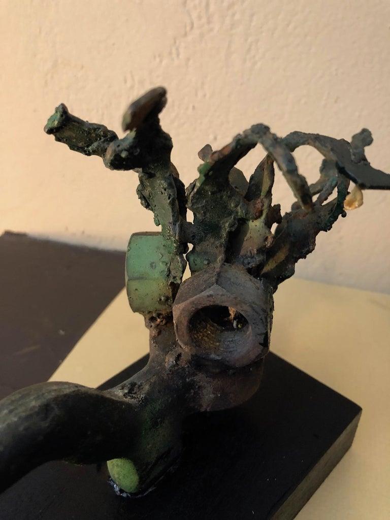 Jerry Meatyard Unique Sculpture For Sale 1