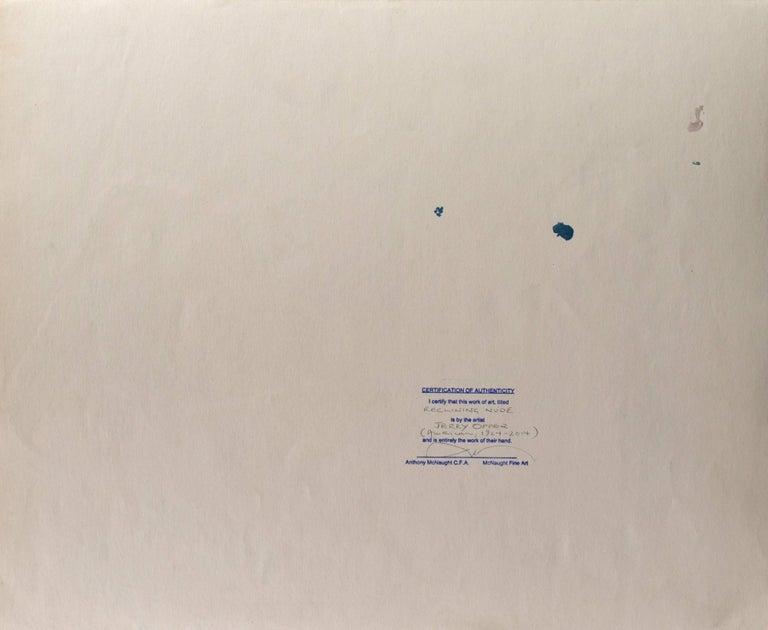 'In a Blue Room', Post-Impressionist Interior, Cincinnati Art Museum, Brooklyn   For Sale 1