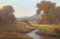 """""""Texas Hill Country Creek""""  A Gentle Softness is apparent in this lovely piece"""
