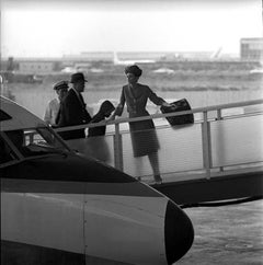 Jerry Schatzberg Untitled (Airplane)