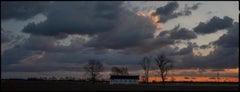 """""""Day End, Tallahatchie County, MS"""" - Southern Photography - Christenberry"""