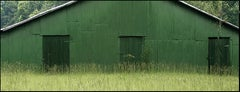 """""""Green Warehouse, Hale County"""" Southern Documentary Photography - Christenberry"""