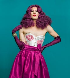 """""""Or Chid"""" - Southern Portrait Photography - Drag Queen"""