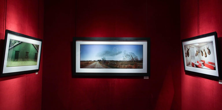 This photograph is unframed. Jerry Siegel is inspired by the work of William Christenberry, Sally Mann, Andrew Moore, Walker Evans and Jim Dow.  Photographer Jerry Siegel was born and raised in Selma, Alabama and graduated from the Art Institute of