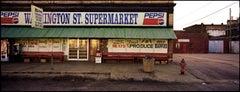 """Washington Street Market, Selma, AL"" - Southern Photography - Christenberry"